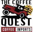 The Coffee Quest Coffee Imports Logo