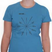 Frauen T-Shirt Geschmacksprofil