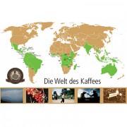 Weltkarte Poster